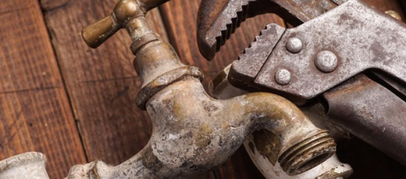 Tip: de buitenkraan laten afsluiten door een loodgieter in Barendrecht