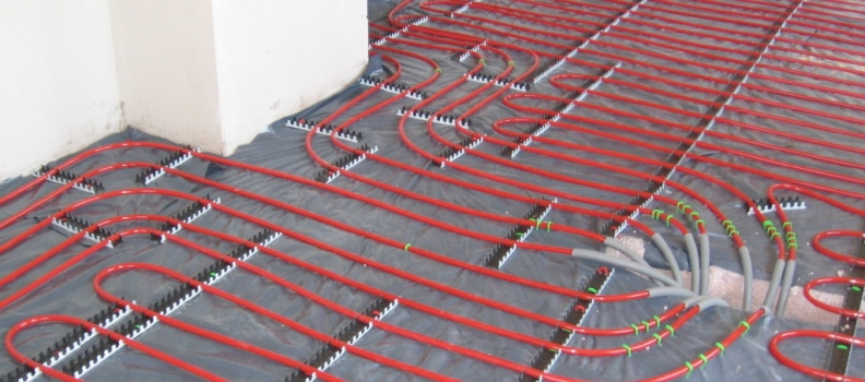 Voordelen van een vloerverwarming